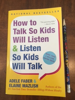 How to talk so kids will listen?