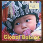 Multicultural Baby Board Book, Global Babies