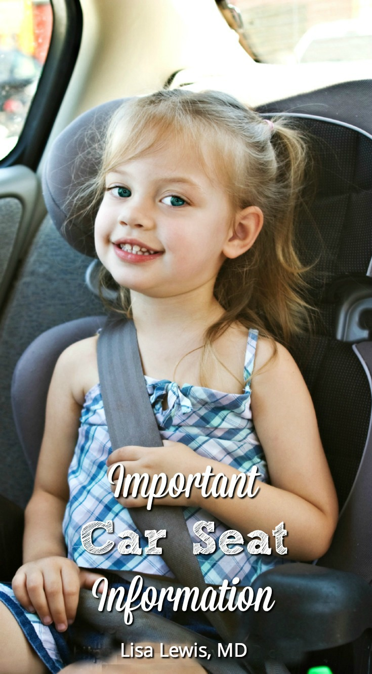 I notice too many children sitting in the front seat, or in the rear of the car with no booster. Children under 8th should sit on boosterseat for safety