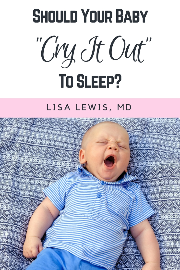 Should Your Baby Cry It Out to Sleep? - Read the advice of a pediatrician