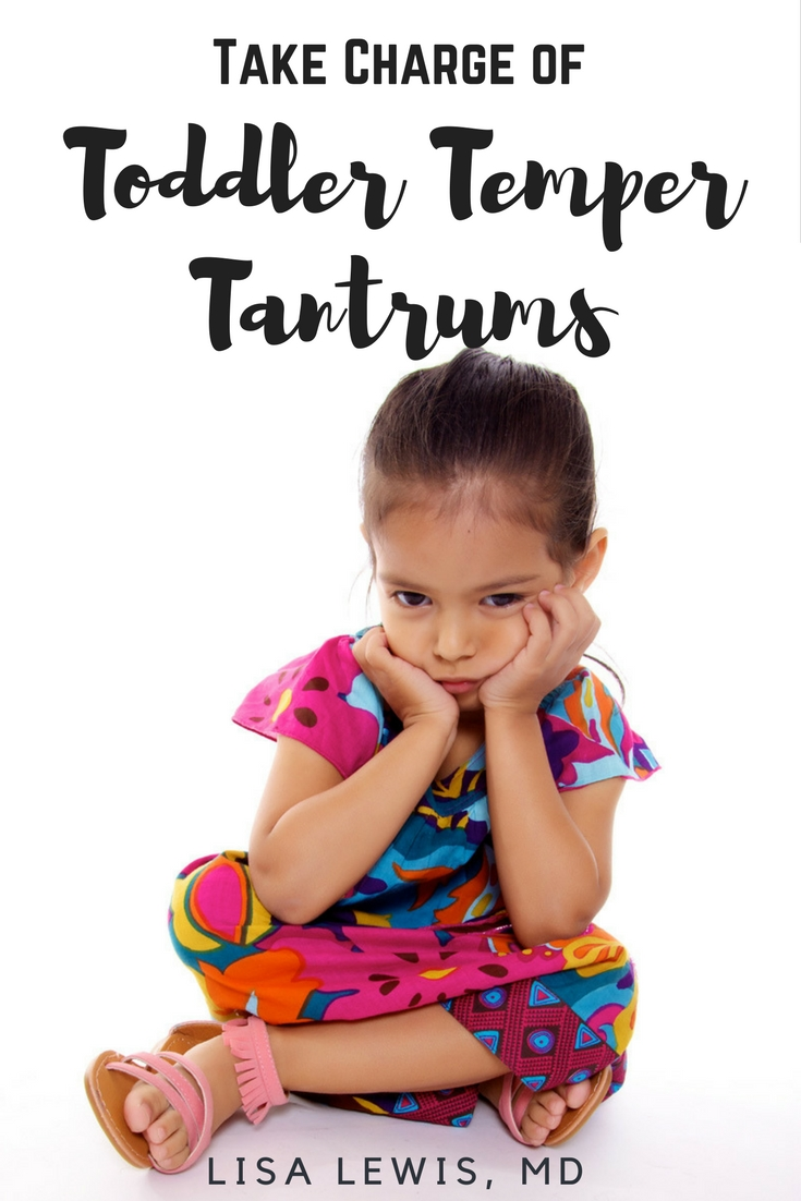 Take Charge of Toddler Temper Tantrums