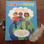 Book Review:  Sticks and Stones – 39 fun and simple games from around the world
