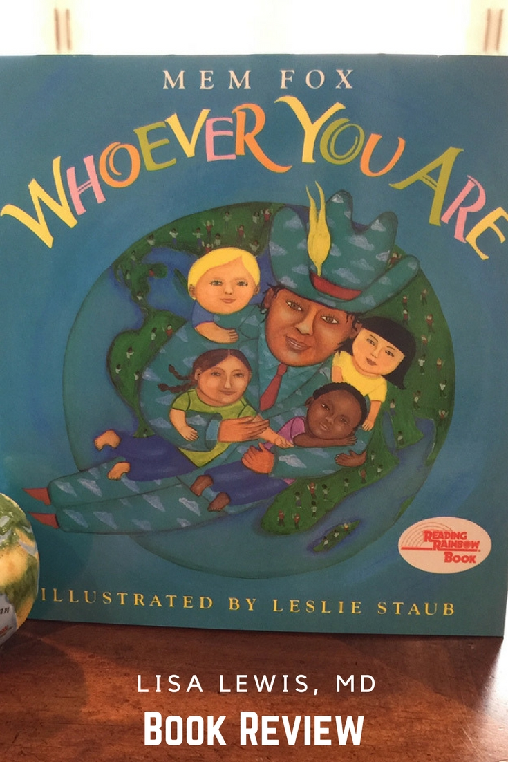 Book Review: Whoever you are