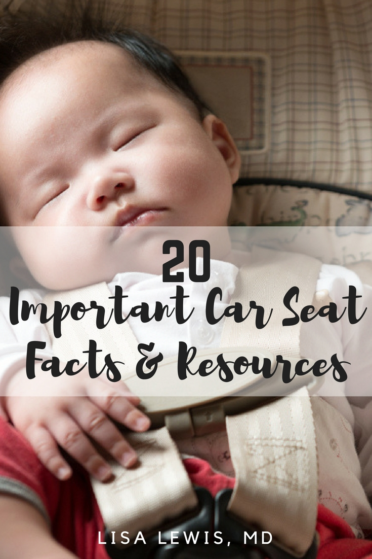 20 Essential Car Seat Facts and Resources for new parents